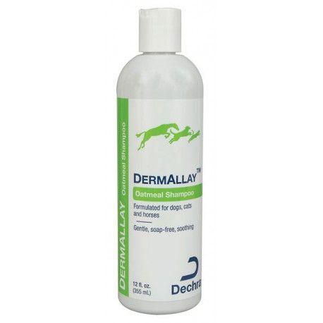 Dechra DermAllay Oatmeal Shampoo 12oz