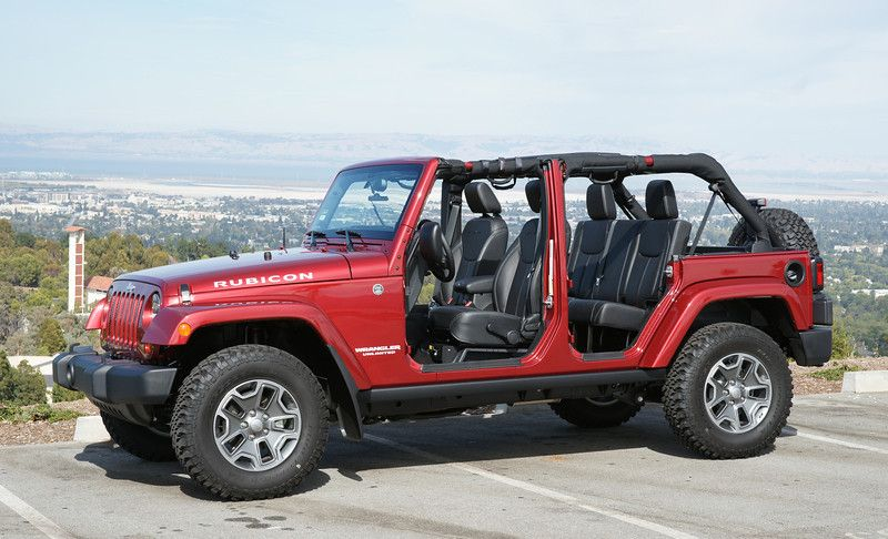 Awesome Jeep Rubicon No Doors