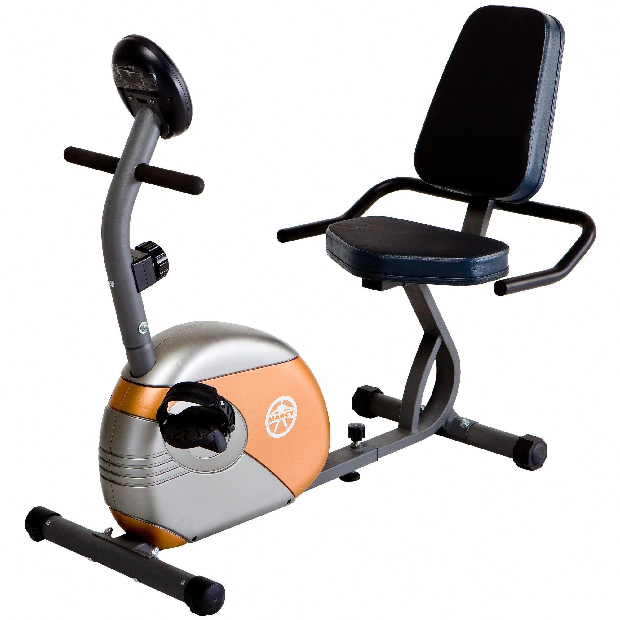 Marcy ME 709 Recumbent Exercise Bike | Recumbent bike workout ...