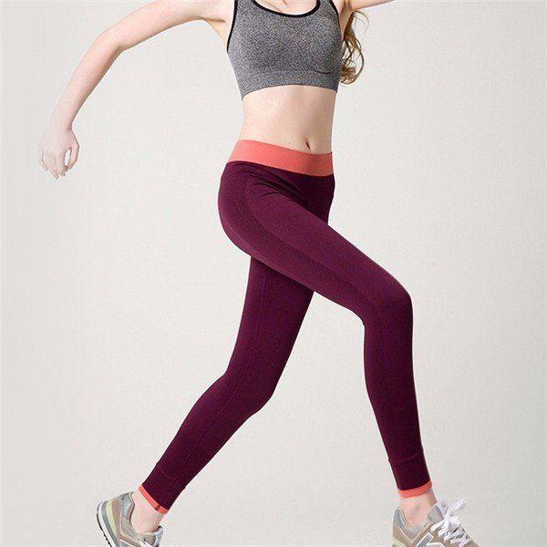 S-XL 4 Colors  Women's Sport Leggings