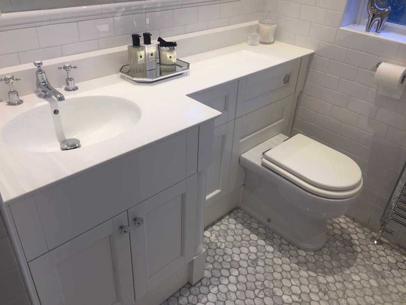 Utopia Rosebery Fitted Furniture In 2020 Fitted Bathroom
