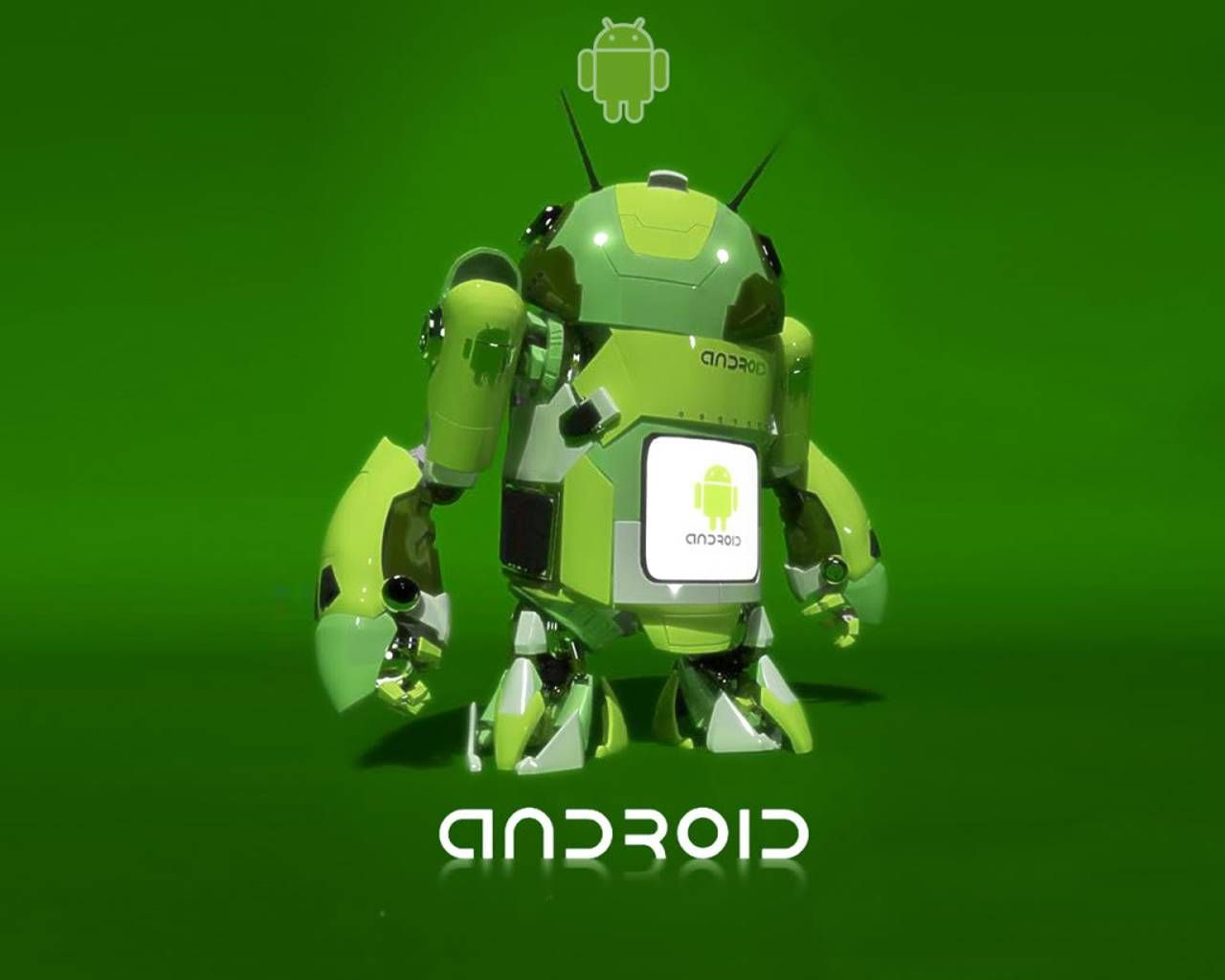 3d Wallpaper For Android Mobile: 3d Android Super Robot Wallpaper