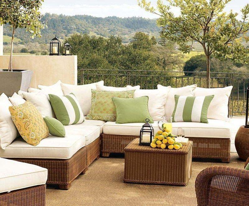 Woven Seagrass Furniture | Pinterest