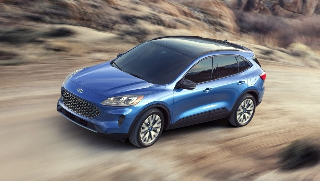 2021 Ford Escape St Redesign Release Date And Price