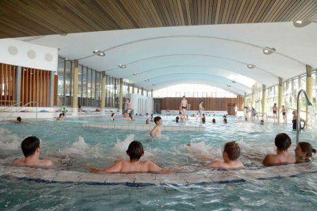 Aquarelles Centre Aquatique A Saintes A 45 Min En Voiture