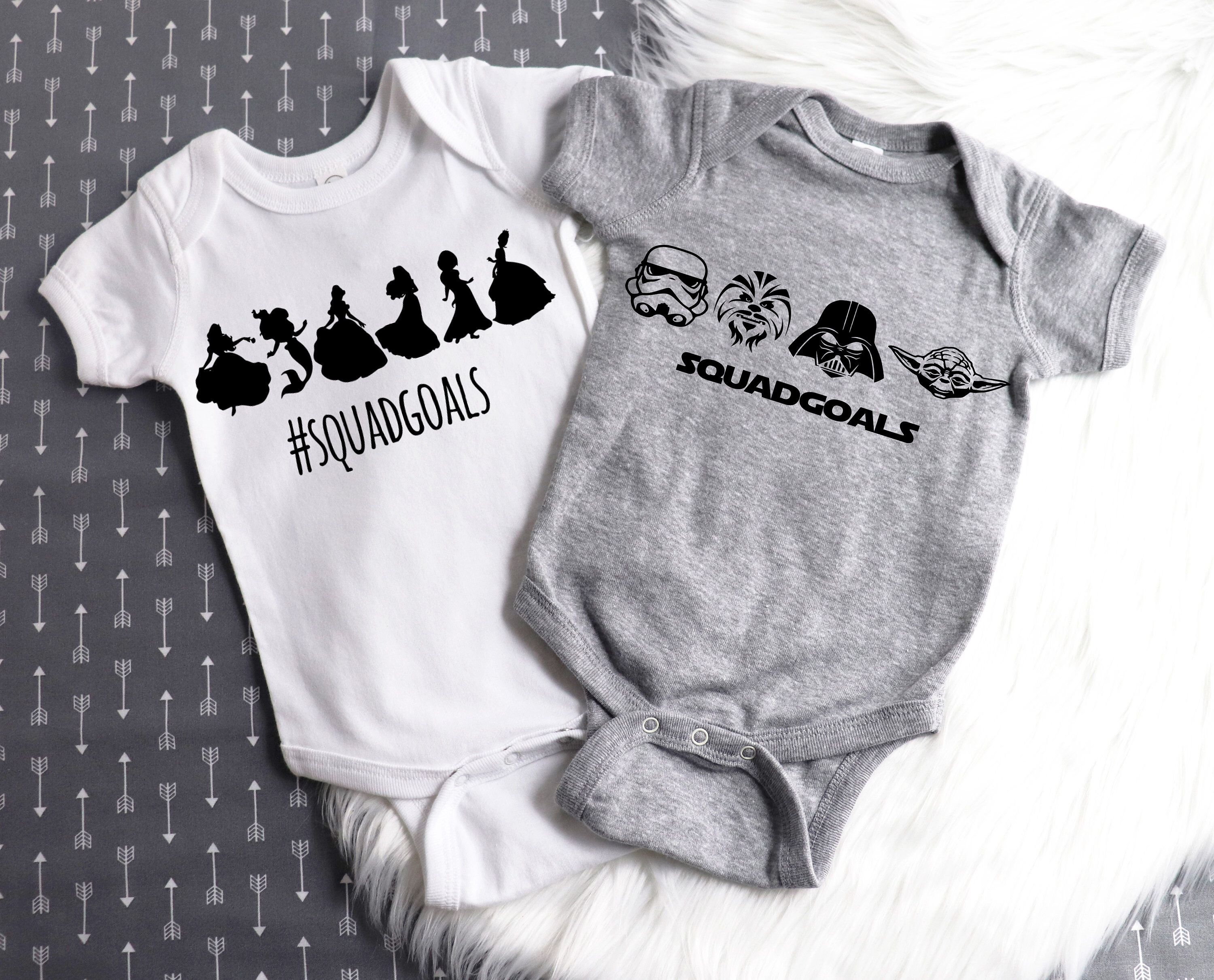 322f96570c2 Excited to share the latest addition to my  etsy shop  Twins Onesies   Twin  Baby Gifts   Boy Girl Twin Onesie   Boy Girl Twin Outfit   Boys Clothing    Girls ...