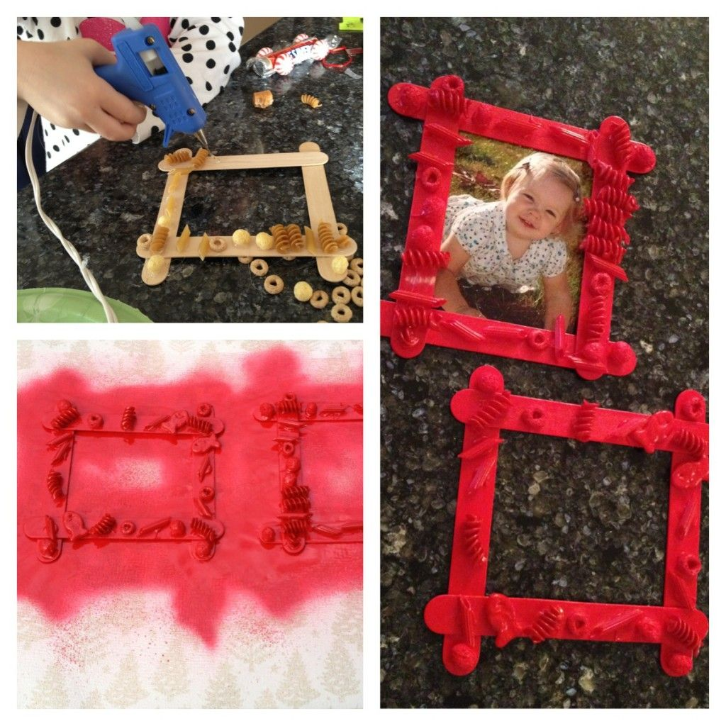 Kids craft picture frame diy i have a bunch of spray paint in kids craft picture frame diy i have a bunch of spray paint in jeuxipadfo Gallery