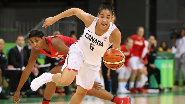 How Canada S Women S Basketball Team Could Win Its First Olympic Medal Olympics Olympic Medals Olympic Basketball