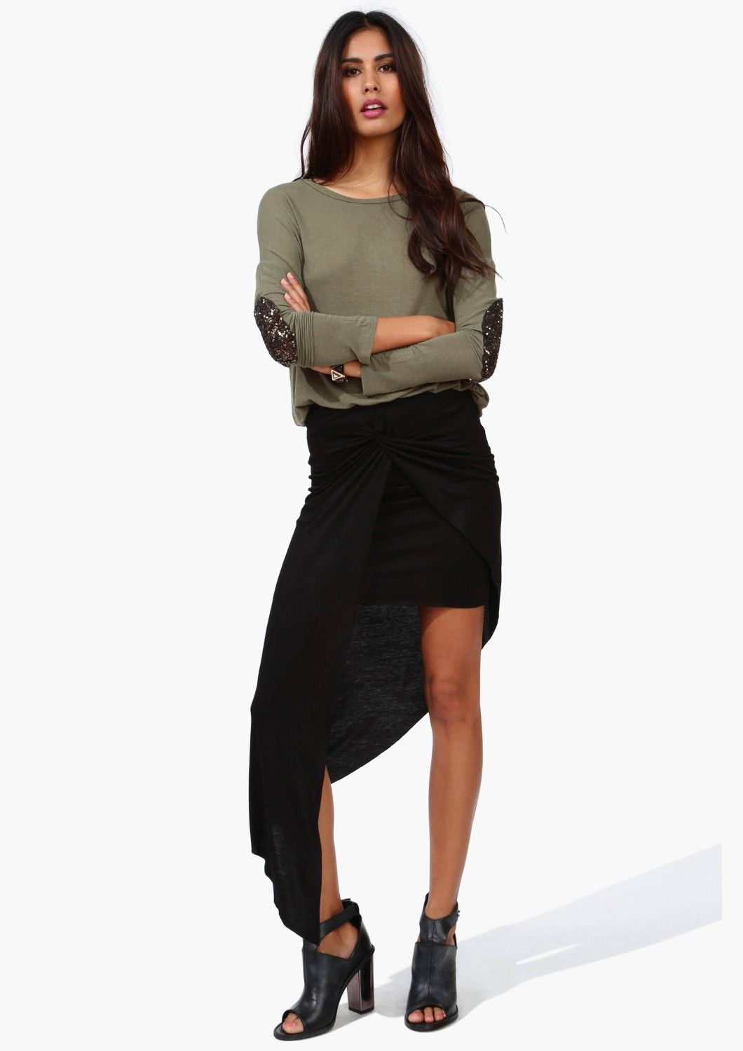 Knot maxi skirt my style pinterest clothes wardrobes and clothing