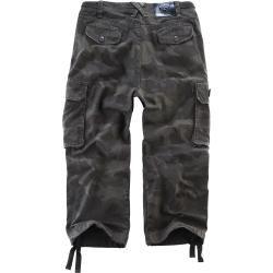 Black Premium by Emp 3/4 Army Short Black Premium by Emp