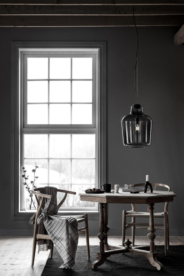 12 dark interiors done right via coco lapine design blog - Interior Design Blog Names