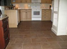 Rectangle Tile Kitchen Google Search Flooring Rectangle Tiles