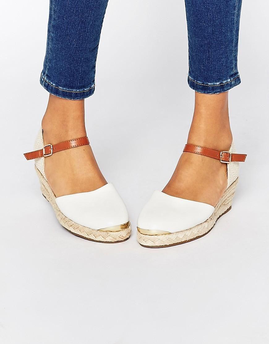 0501738d6a2 Miss KG | Miss KG Lea Espadrille Wedges at ASOS | Shoes | Shoes ...