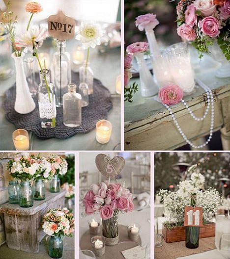 Ideas decorar para una fiesta de boda vintage decoracin boda