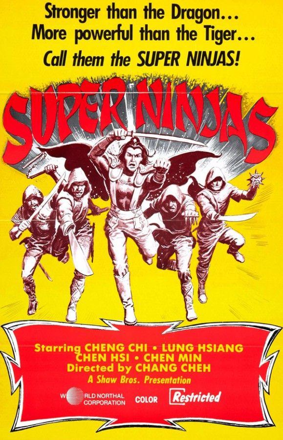 five elements ninjas full movie