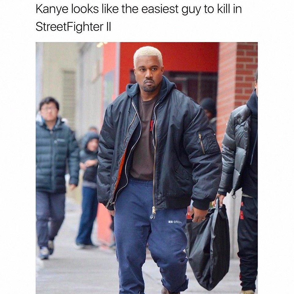 The Funniest Fashion Instagram Accounts To Follow Kanye West Style Kanye Fashion Mens Streetwear