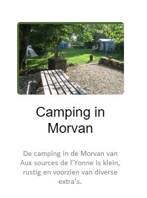 Aux Sources De L Yonne Chambres D Hotes Et Petit Camping Camping Hotes Chambre D Hote