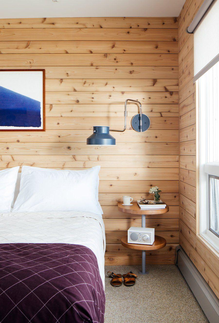 Motel Room Interiors: Sound View: A Fifties-Era Motel Made Modern In Greenport