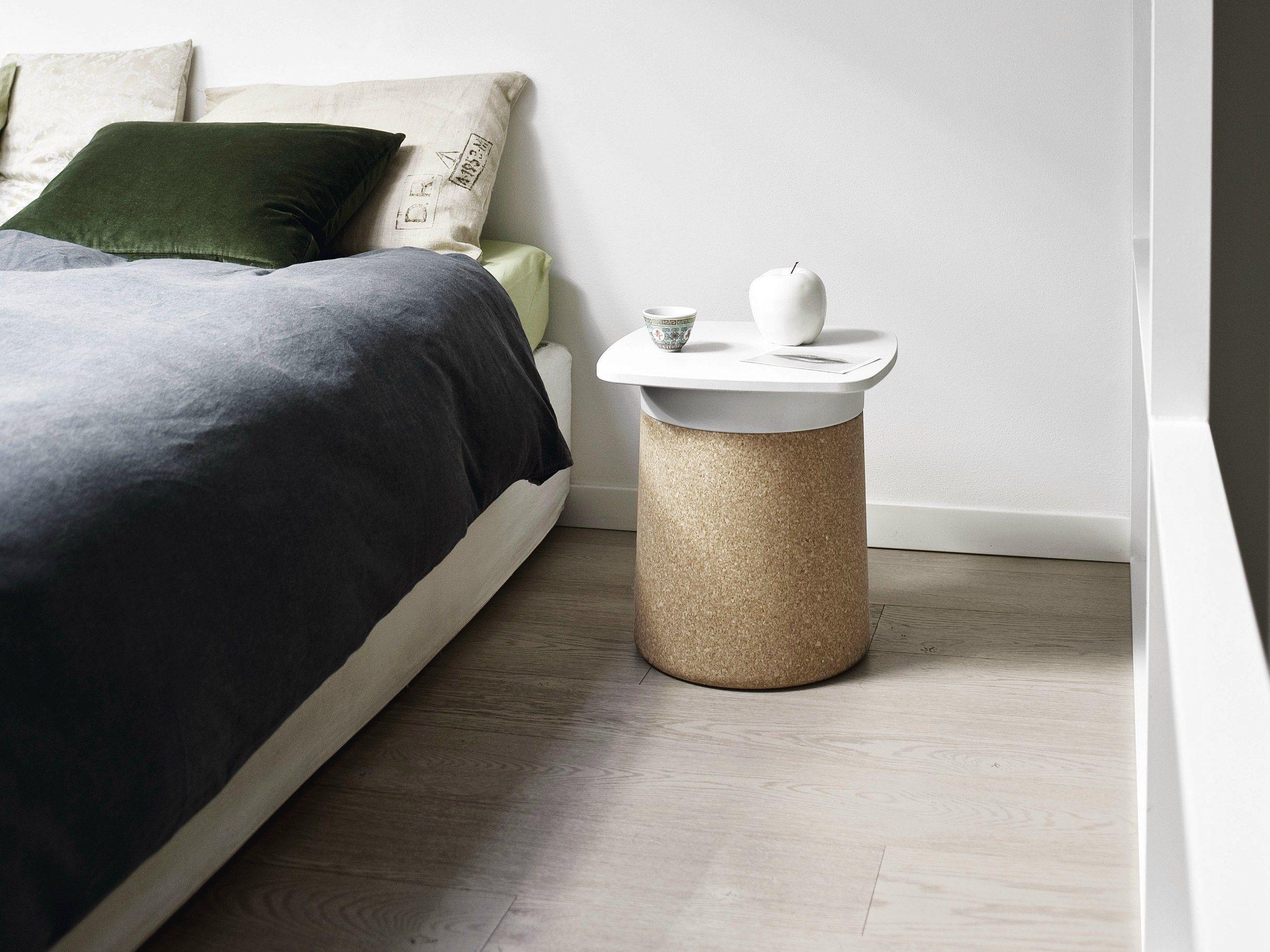 degree cork coffee table by kristalia design patrick norguet - Cork Cafe Decor