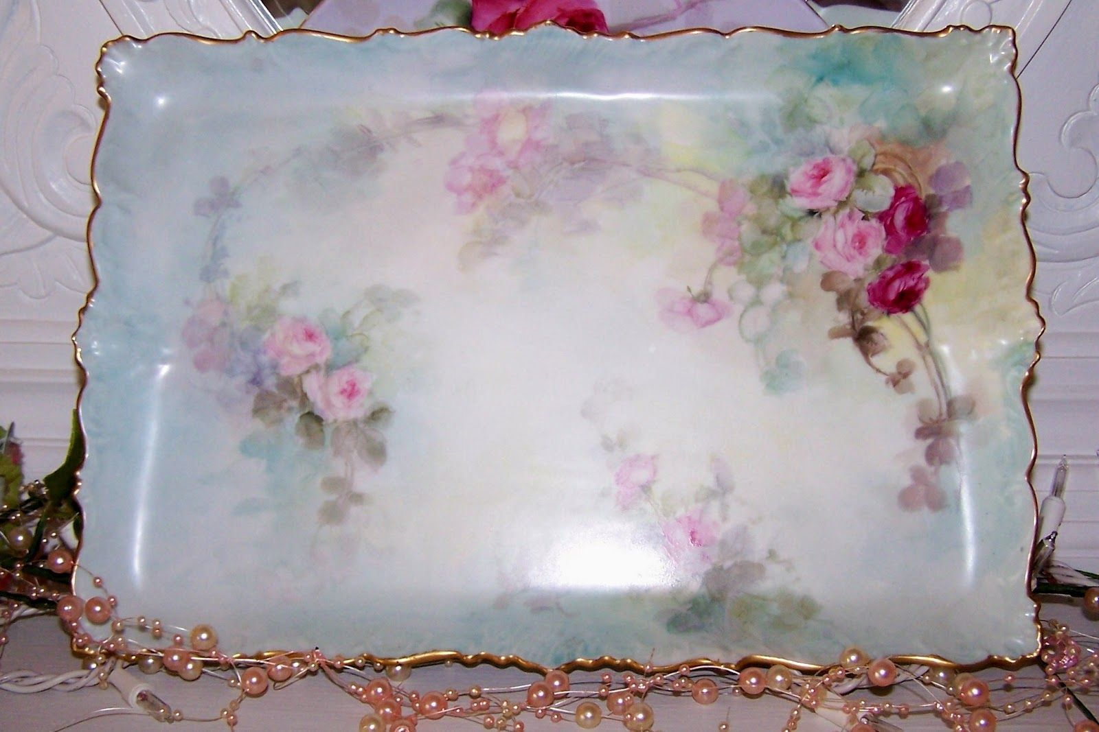Limoges Tray