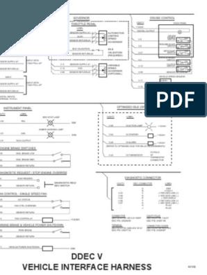 Diagrama Dt466e Egr Transportation Engineering Vehicles Electrical Circuit Diagram Electrical Wiring Diagram Repair Guide
