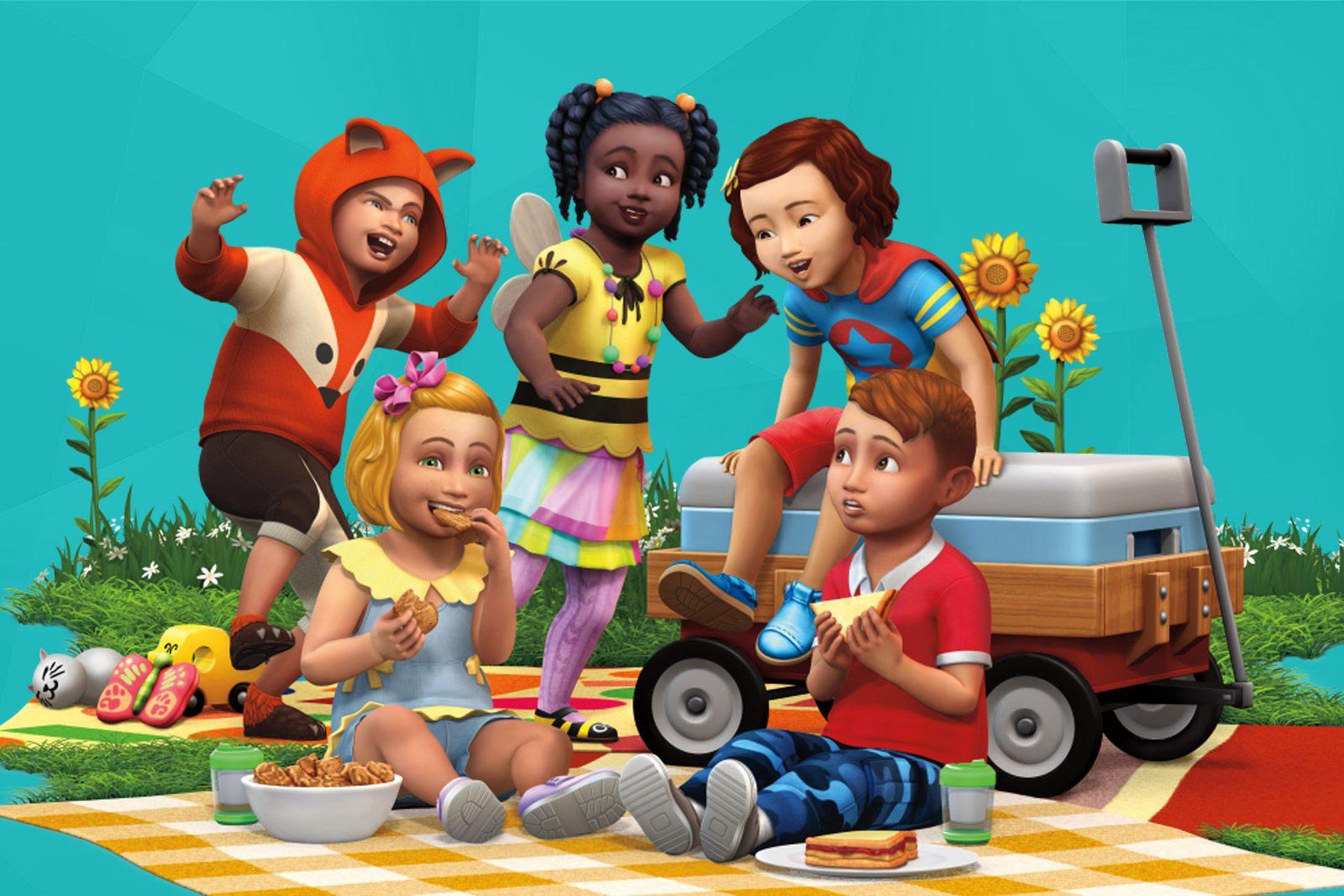 Babysitter event job babysitter babysitter jobs sims 4