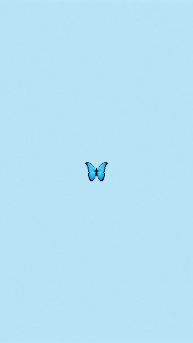 Aesthetic Wallpaper Disney 3d Wallpapers Blue Wallpaper Iphone Emoji Wallpaper Iphone Blue Butterfly Wallpaper