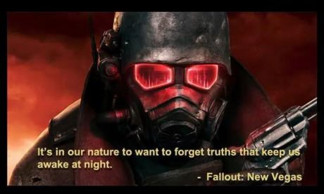 Gaming can sometimes, bring these amazing quotes