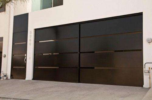 Porton Portones Modernos Para Casas Puertas De Garaje Modernas Rejas Para Casas