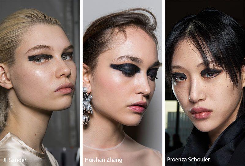 Fall Makeup Trends 2020.Fall Winter 2019 2020 Makeup Trends Makeup Trends Makeup