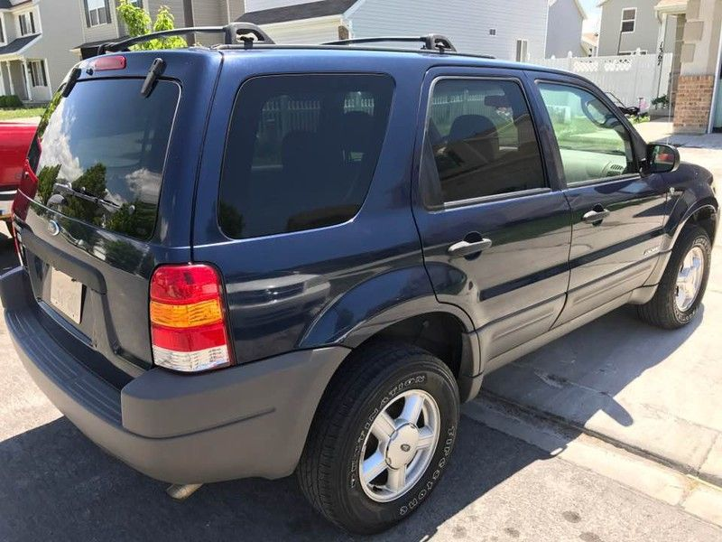 Ford Escape 2002 Xlt V6 24v All Power Seats Windows And Doors