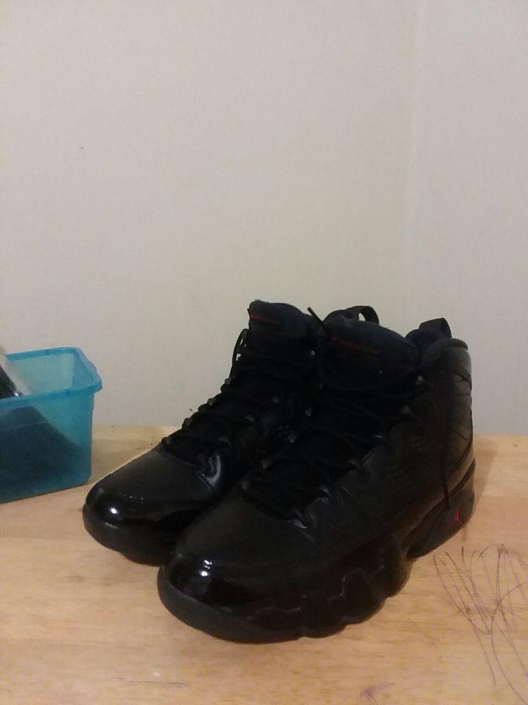 721106e597e $150 Used Air Jordan retro 9 size 9.5 #fashion #clothing #shoes #accessories  #womensshoes #comfortshoes (ebay link)
