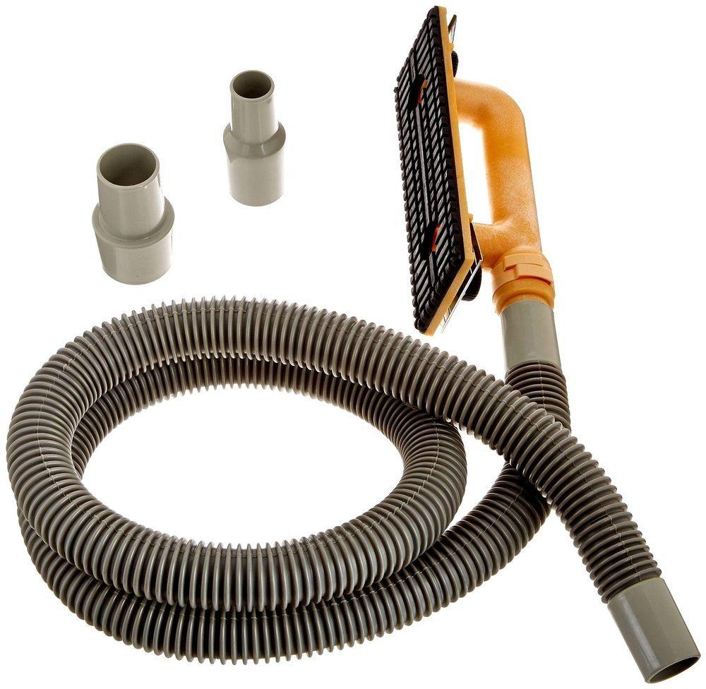 Drywall Vacuum DustFree Hand Sander 6Foot Hose Hyde