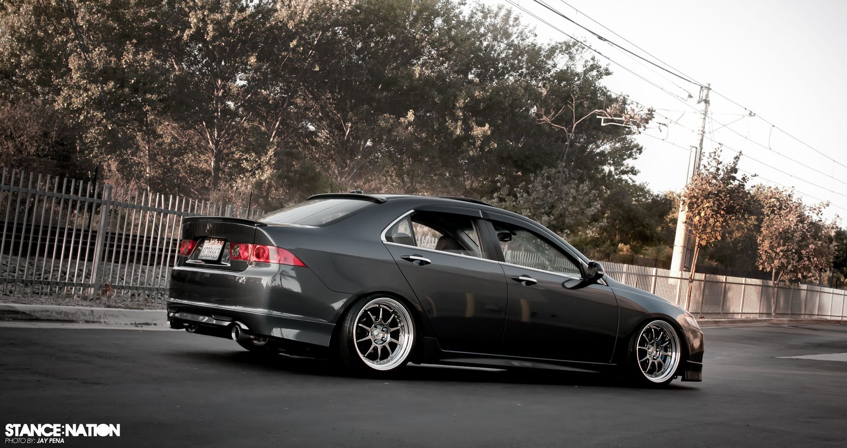 Stanced TSX   Proper Cars + Sharp Photography = Happy ...