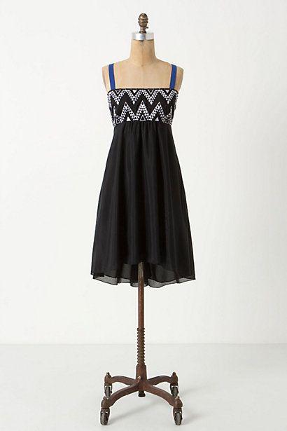 Geo Abaco Dress