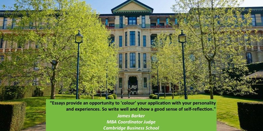 School Specific MBA Application Essay Tips Bloomberg