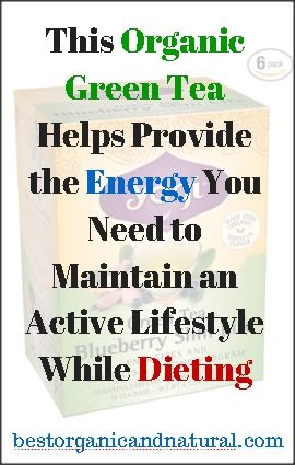 Yogi Green Tea Blueberry Slim Life Energizes And Supports A Dieting