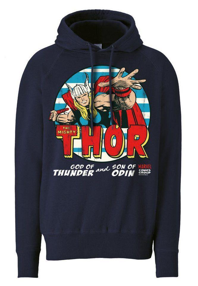 LOGOSHIRT Sweatshirt »Thor Marvel« | Produktkatalog