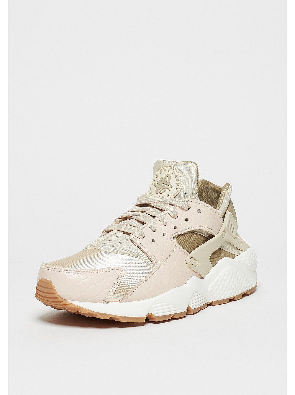Nike Sportswear AIR HUARACHE RUN PRM TXT - Baskets basses cuivré dJaaIRr