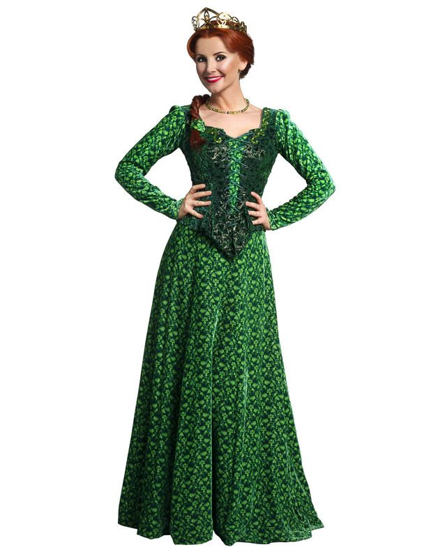 carley stenson in shrek the musical pins to send pinterest