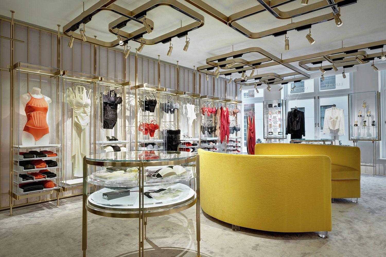 LINGERIE STORES! Victorias Secret store by GRADE, Kuwait store ...