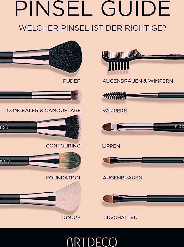 Photo of Make-up Pinsel | GUIDE