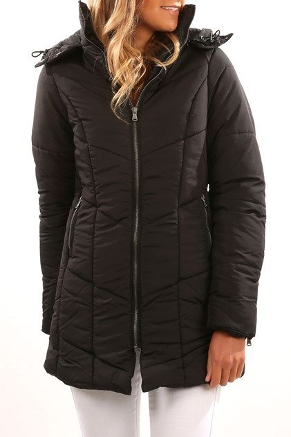 Walker Puffa Jacket Black