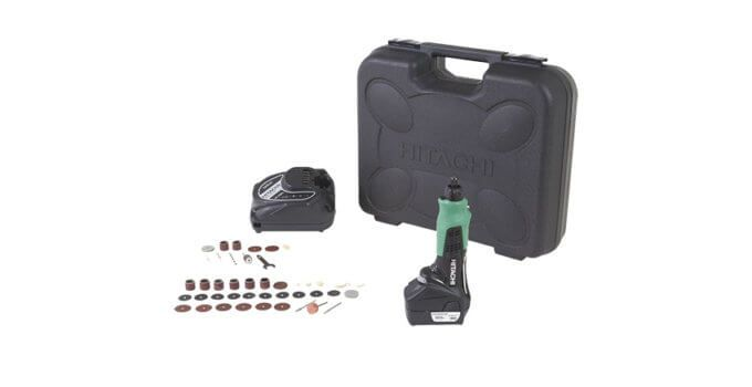 Hitachi Gp10dl Cordless Rotary Tool Review Best Hitachi Tool Ever With Images Rotary Tool Hitachi Rotary