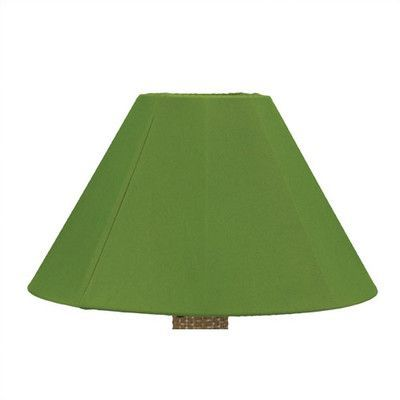 Patio Living Concepts 20 Fabric Empire Lamp Shade Cover Shade Melon Canvas Light Shades Shades Fabric Empire