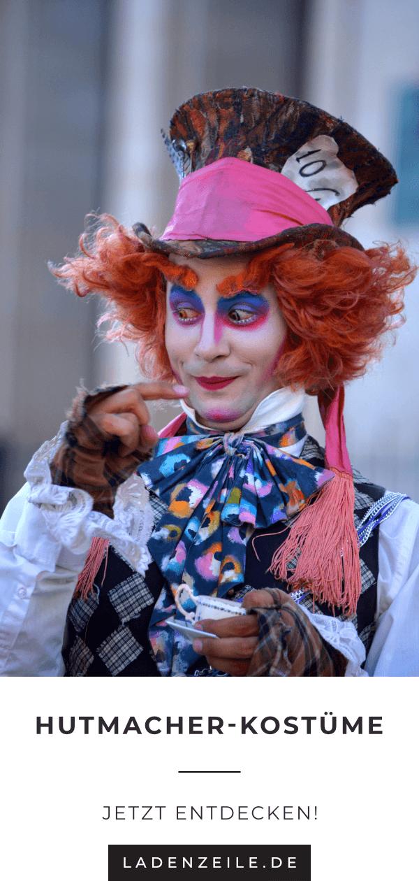 Karnevalskostüme verrückte Playtastic Faschingskostüm: