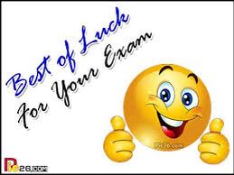To All Our Yvs Hs Students Exam Good Luck Quotes Exam