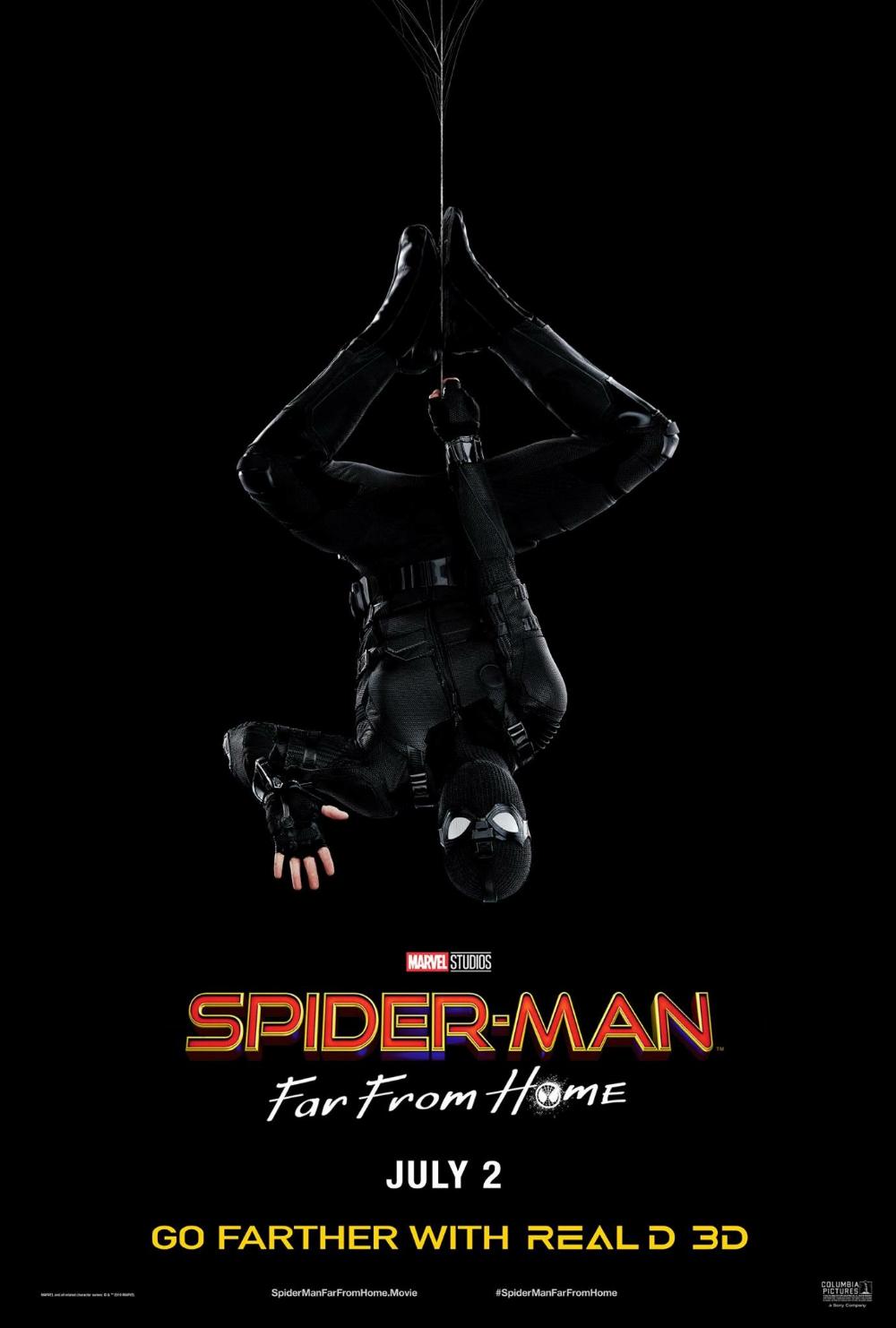 Постер фильма Человек-Паук: Вдали от дома | Постер фильма ...