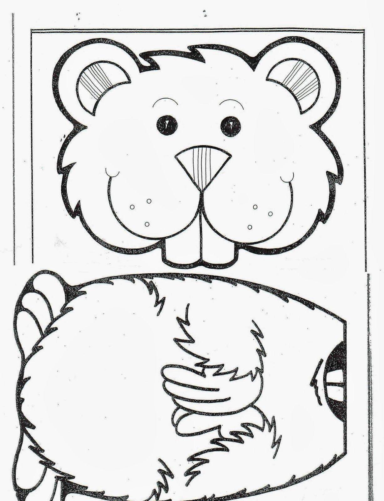 Colors And Kindergarten Groundhog Day Groundhog Day Activities Kindergarten Groundhog Day Preschool Groundhog [ 1600 x 1228 Pixel ]
