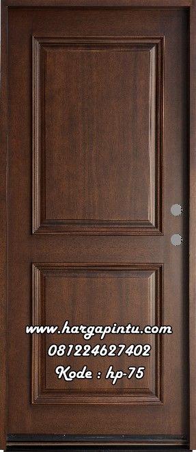 daun pintu single)